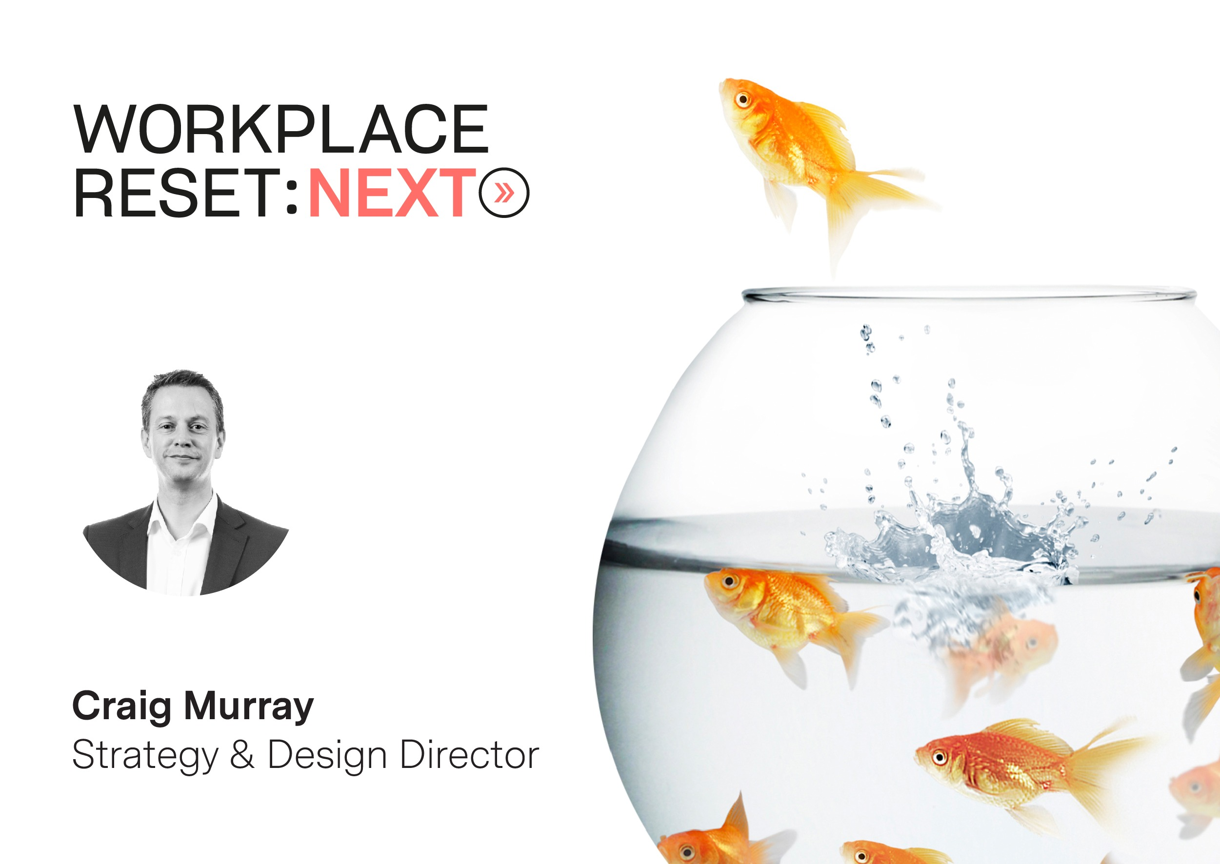 The unbound workplace - don't forget the water!