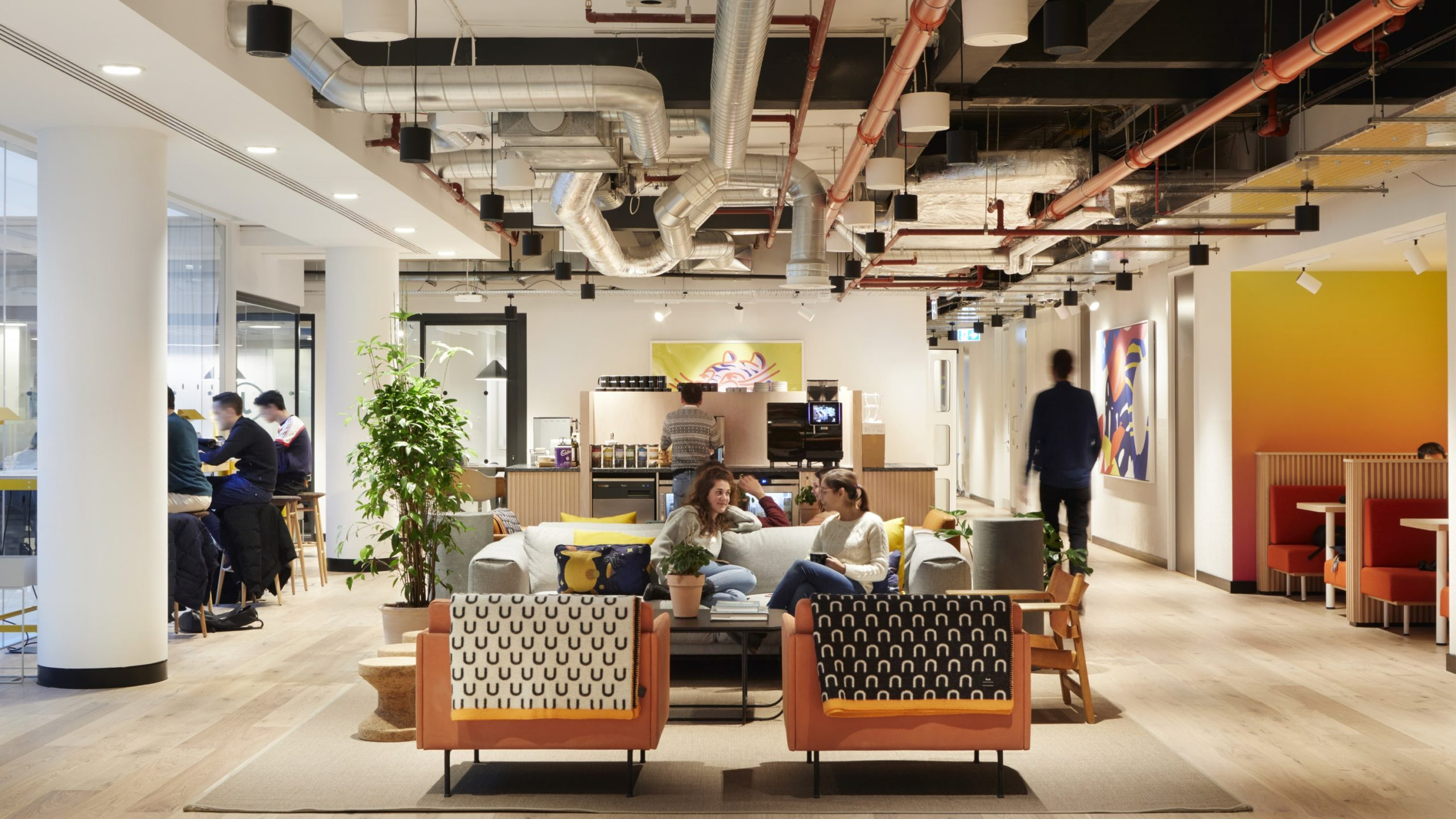 What hybrid working means for your office space