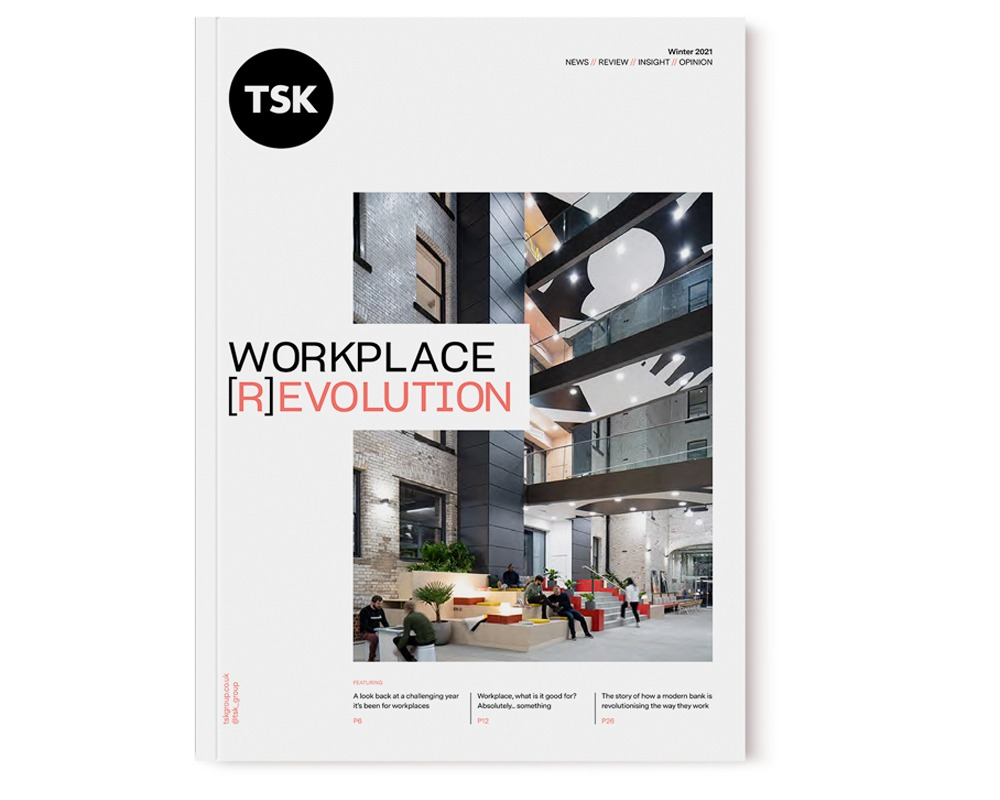 Workplace [R]Evolution: Issue 1