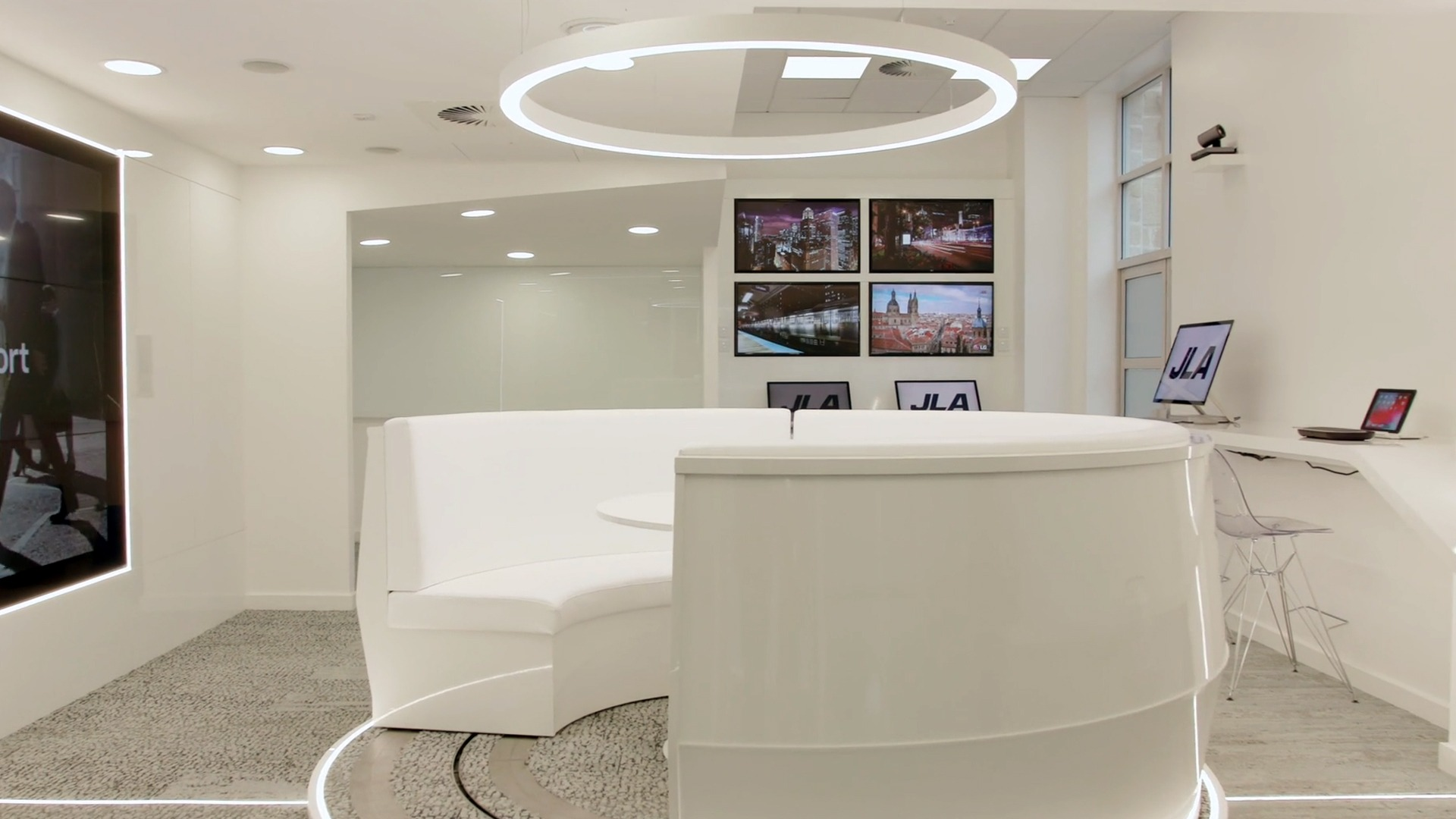 JLA - Creating an innovation space at their HQ