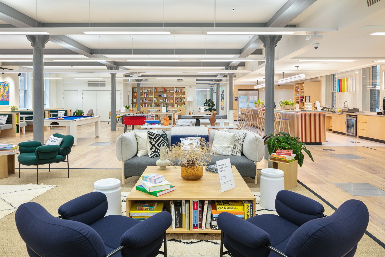 WeWork Deloitte Manchester - Delivering a new, flexible workplace vision