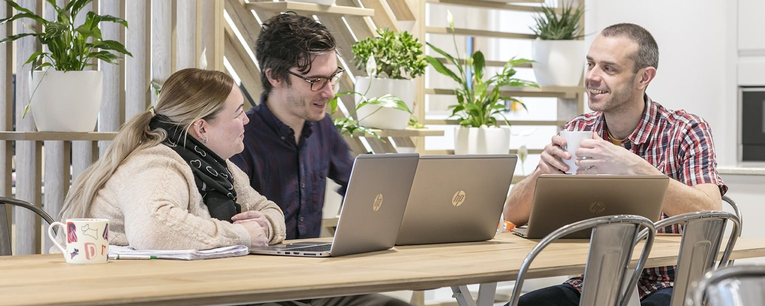 Optimise your office design to support workplace wellbeing