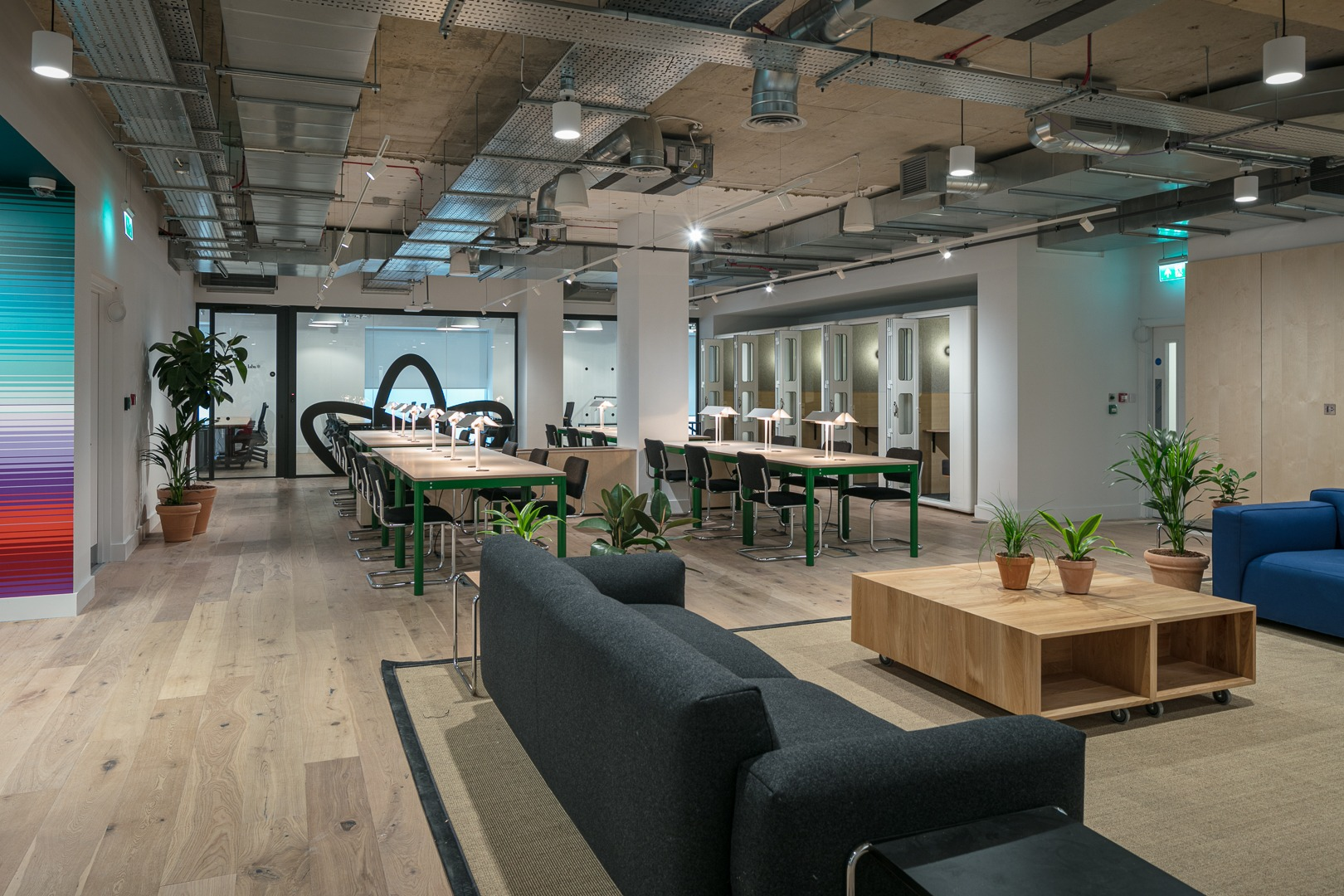 WeWork - Delivering a large-scale project ahead of schedule