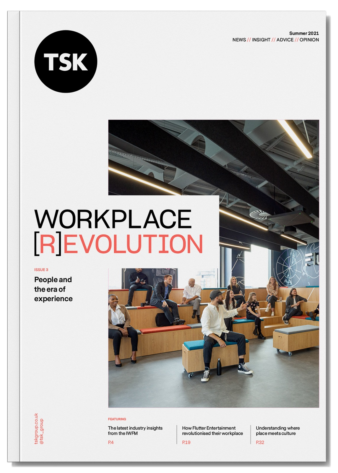 Workplace [R]Evolution: Issue 3