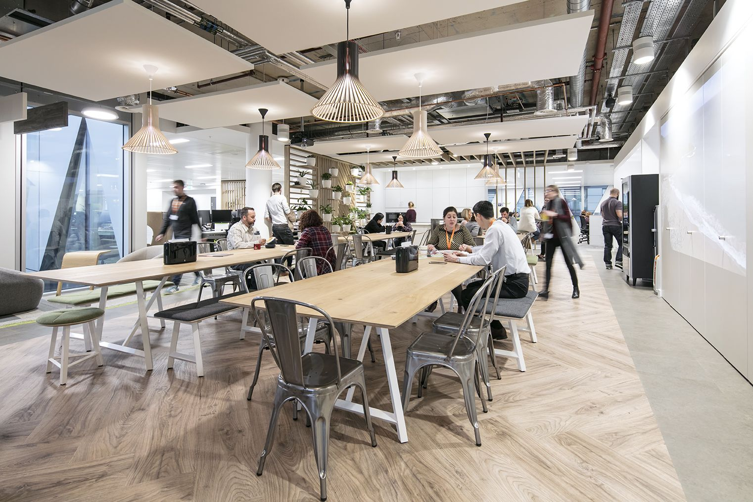 Workplaces that inspire people…