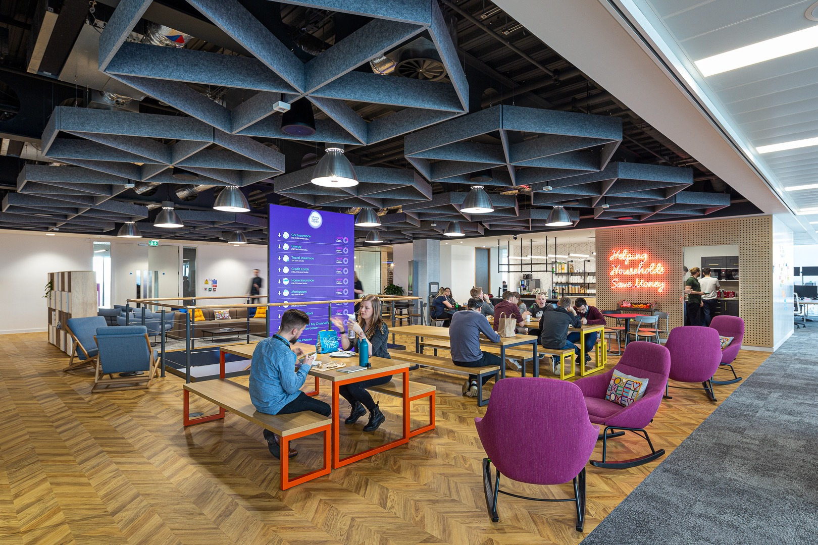 MoneySuperMarket Manchester - Creating a tech hub for the future