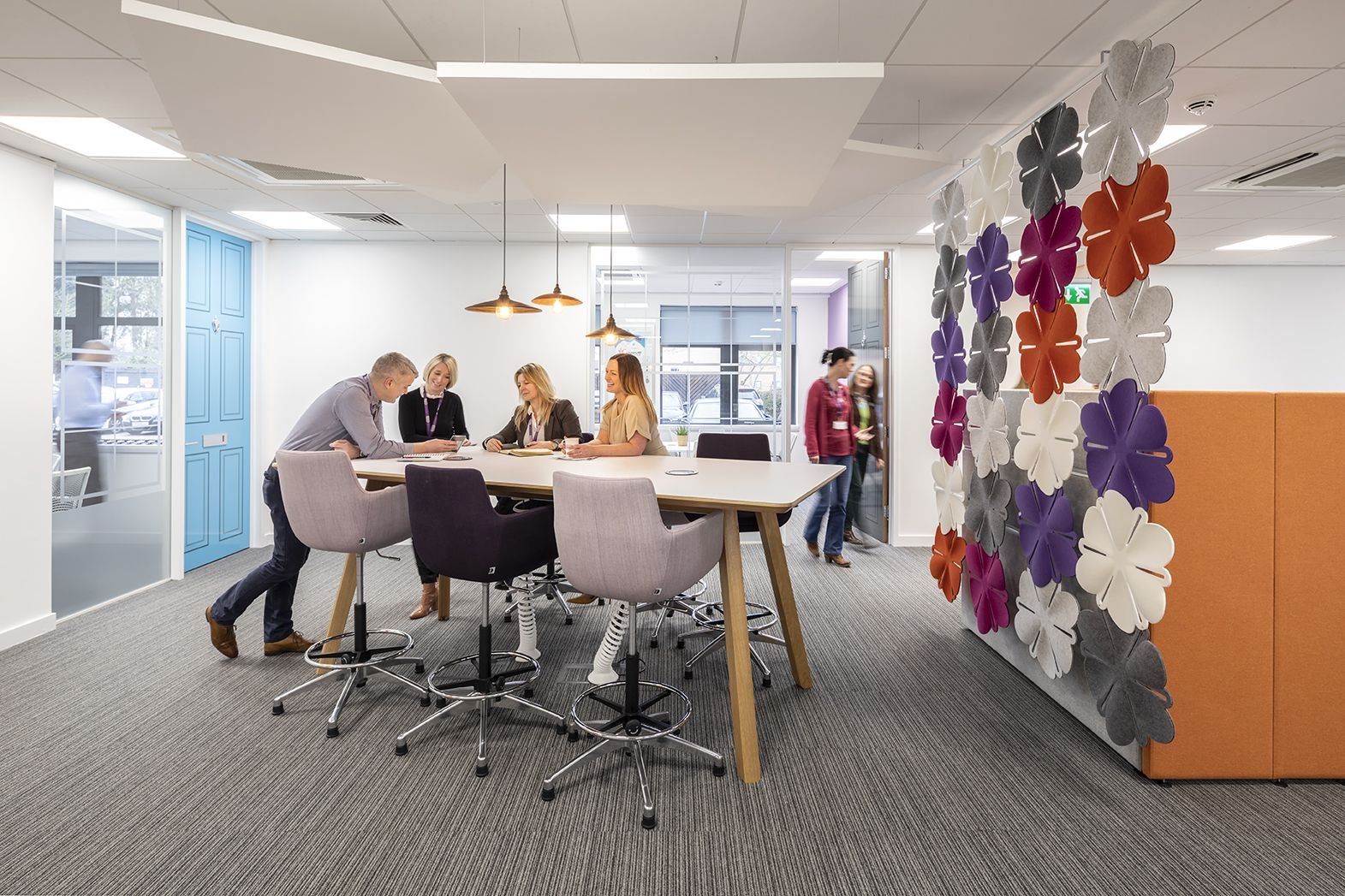 Workplace Strategy & Design
