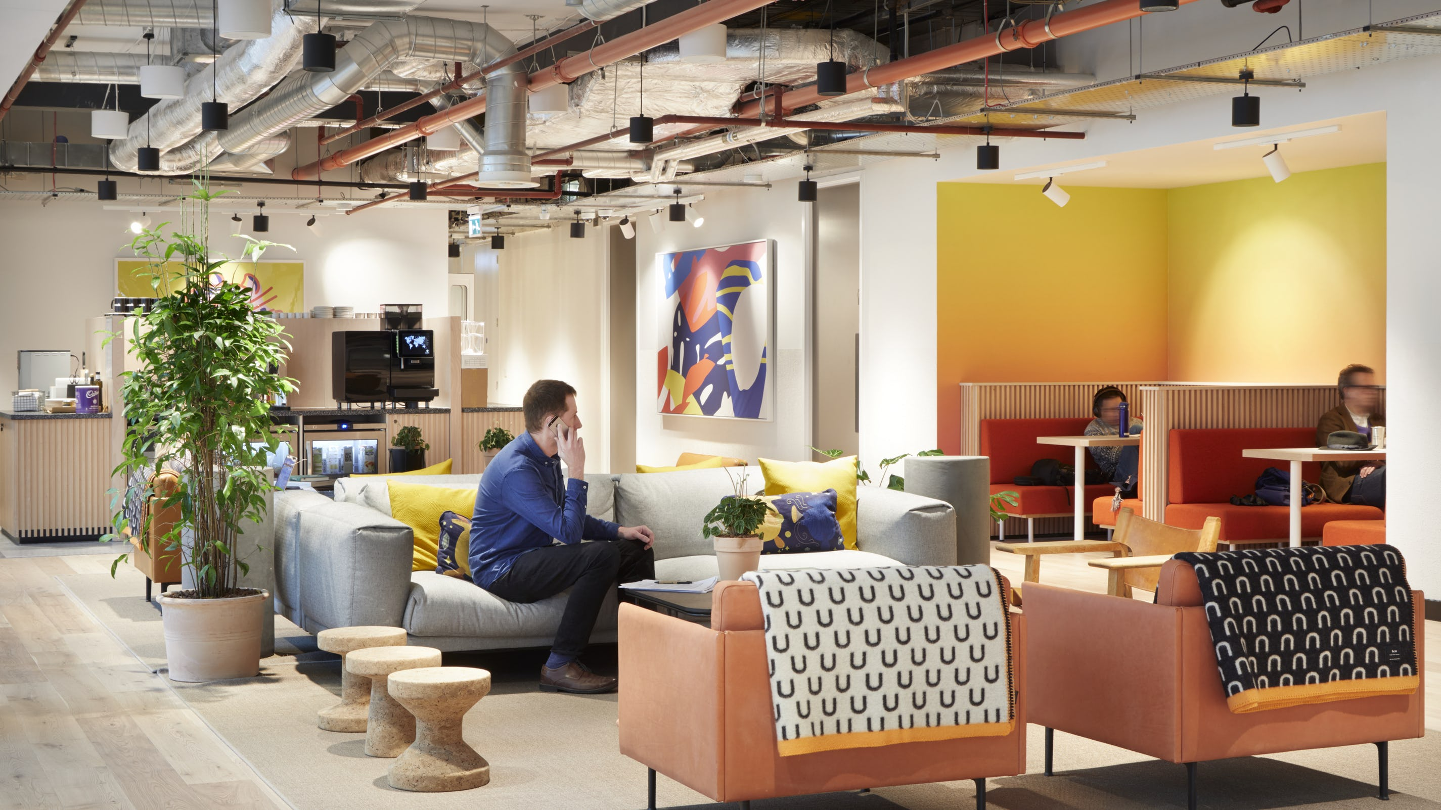 Flexible Workspace